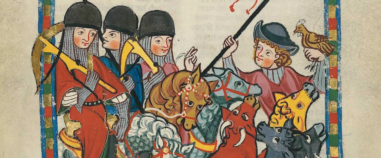Tiere und ihre Bedeutung im Mittelalter