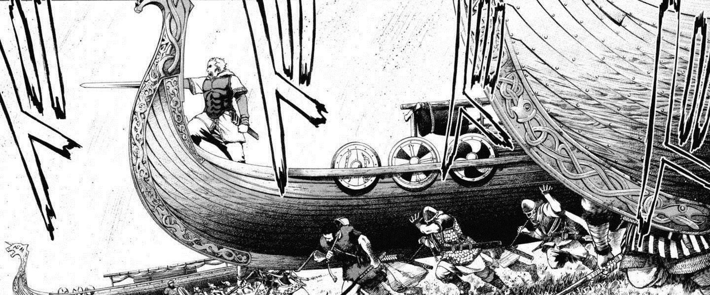 Vinland – der Traum der Wikinger findet seinen Weg nach Japan
