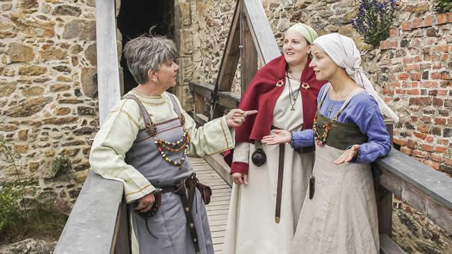 Warum wir uns nicht auf eine Zeit des Mittelalters einigen